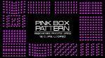 Pink Box Pattern VJ Kit