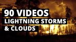 Lightning Storms And Clouds