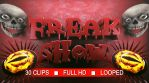 Freak Show - Halloween VJ Pack