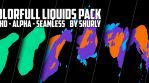 Colorfull Liquids Pack