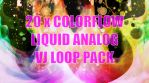 COLORFLOW LOOP PACK with 20 liquid analog clips