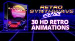 Retro Synthwave 80's Pack