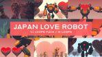 Japan Love Robot