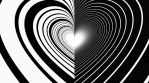 Hypno Love Op Art Heart Tunnel Pack 01