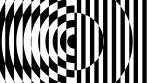Op Art Inverted Concentric Circles Lines Pack 01