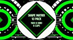 Shape Matrix VJ Pack Vol. 01