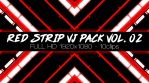 Red Strip VJ Pack Vol.02