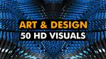 ART & DESIGN - VJ PACK