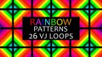 Rainbow Patterns