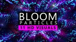 Bloom Particles - VJ Pack
