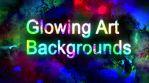 Glowing Art Backgrounds