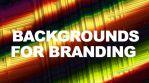 Backgrounds For Masking & Branding