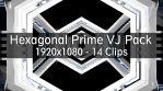 Hexagonal Prime VJ Pack