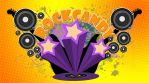 Musical Revolutions - Stereo 3D Spinning Vinyl Records