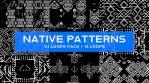 Native Patterns VJ Loops Pack
