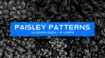 Paisley Patterns VJ Loops Pack