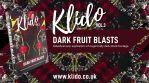 Klido Vol.4 - Dark Fruit Kubricks - 4K Abstract kaleidoscopic  psychedelic background patterns