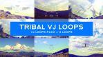 Tribal VJ Loops Pack