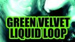 22 GREEN VELVET LIQUID LOOP PACK