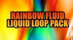 24 RAINBOW FLUID LIQUID LOOP PACK
