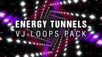 Energy Tunnels - VJ Loops Pack