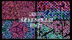 Neon Herringbone Pack